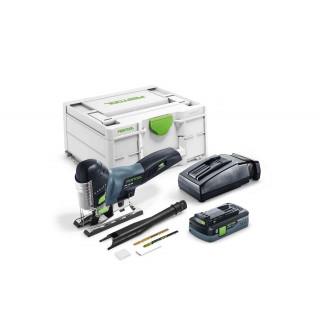Лобзик маятниковый аккумуляторный CARVEX FESTOOL PSC 420 HPC 4,0 EBI-Plus