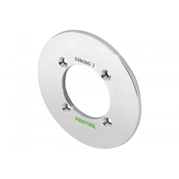 Контактный ролик к дисковому фрезеру для алюминиевых композитных плит FESTOOL D2