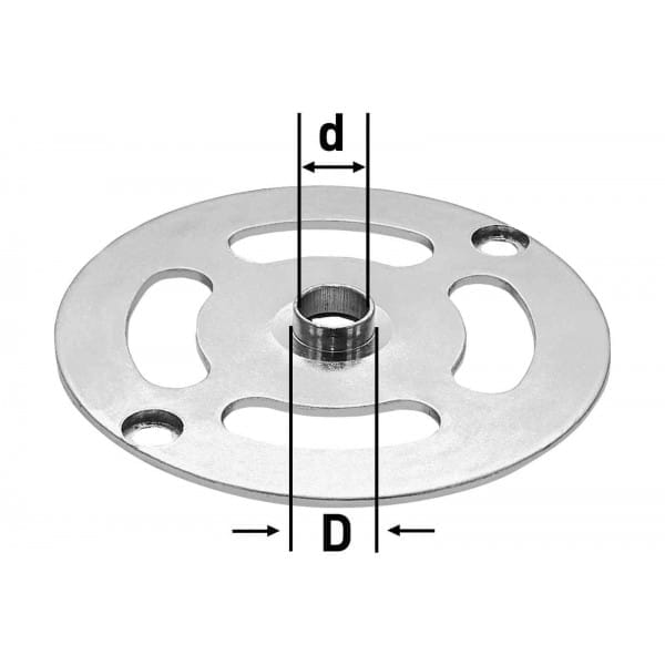 Кольцо копировальное FESTOOL KR D8,5/VS 600-FZ  6