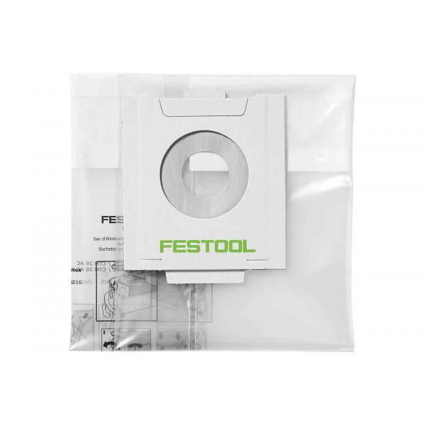 Мешок для утилизации FESTOOL ENS-CT 26 AC/5