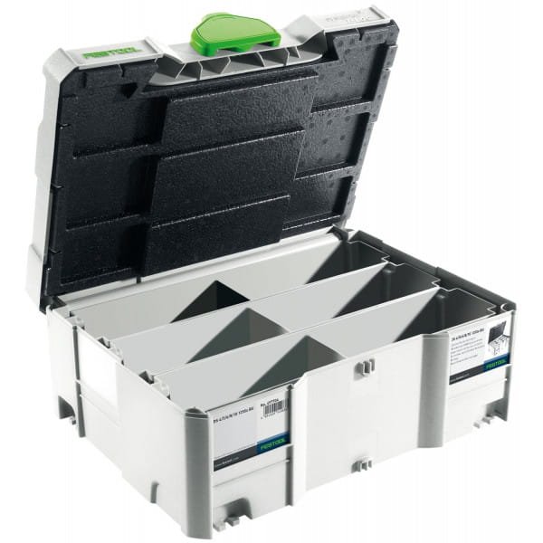 Набор FESTOOL T-LOC SORT-SYS 2 TL DOMINO