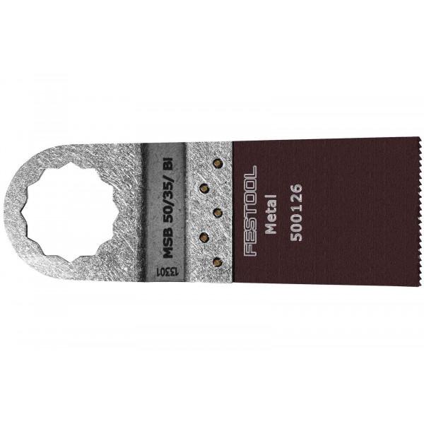 Полотно пильное для металла FESTOOL MSB 50/35/Bi 5x