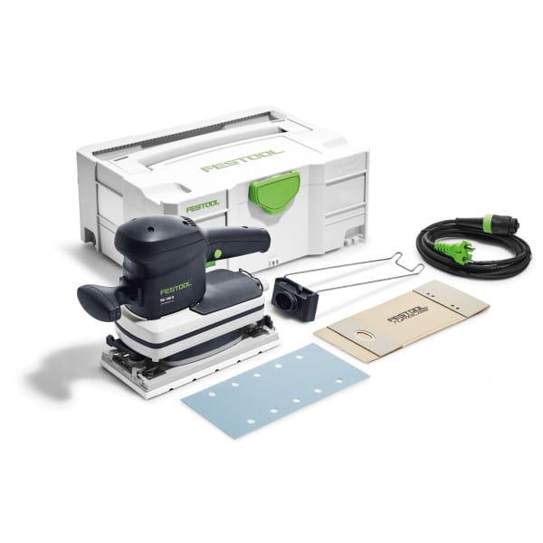 Машинка плоскошлифовальная электрическая RUTSCHER FESTOOL RS 100 Q-Plus