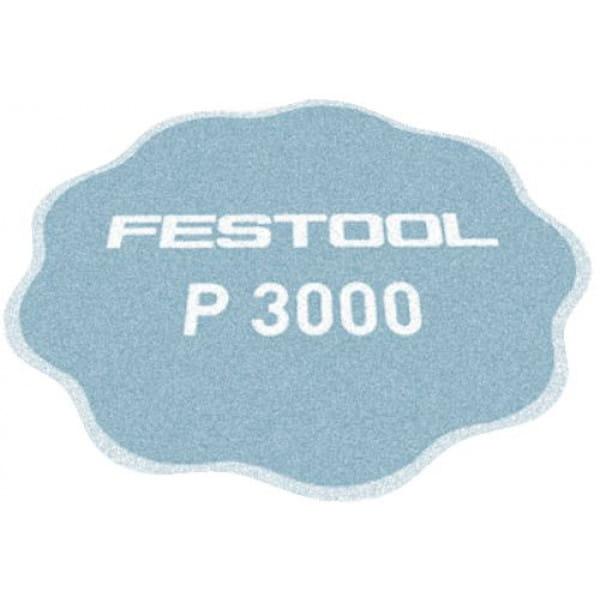 Лепесток шлифовальный FESTOOL SK D32-36/0 P3000 GR/100