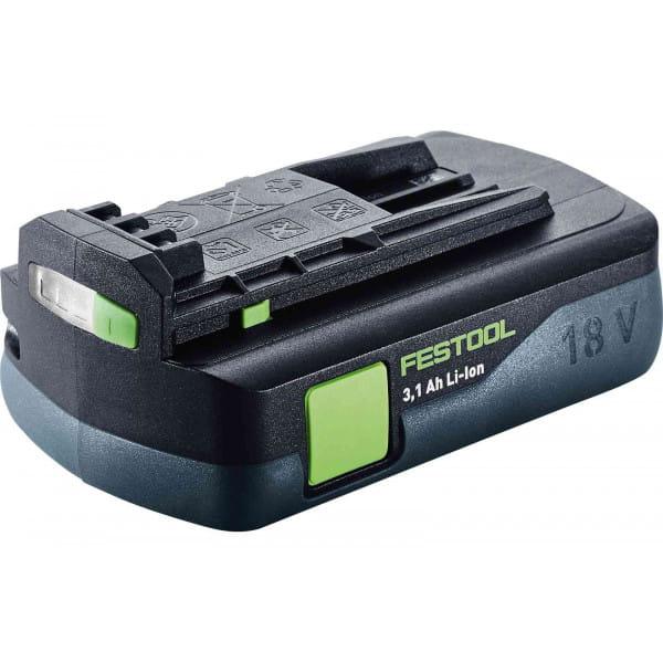 Аккумулятор FESTOOL BP 18 Li 3,1 C
