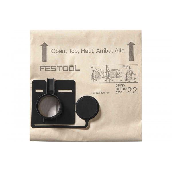 Мешок-пылесборник FESTOOL FIS-CT 44/5