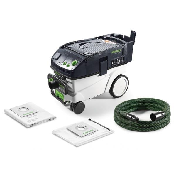 Пылеудаляющий аппарат CLEANTEC FESTOOL CTL 26 E AC HD