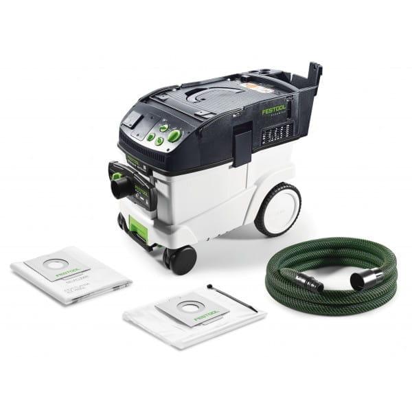Пылеудаляющий аппарат CLEANTEC FESTOOL CTM 36 E AC HD
