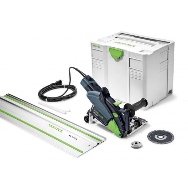 Система отрезная алмазная FESTOOL DSC-AG 125 Plus-FS