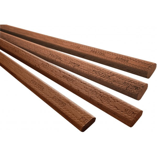 Стержень для шипов, древесина DOMINO Sipo FESTOOL D10x750/28 MAU