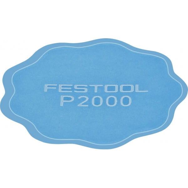 Лепесток шлифовальный FESTOOL SK D32-36/0 P2000 GR/100