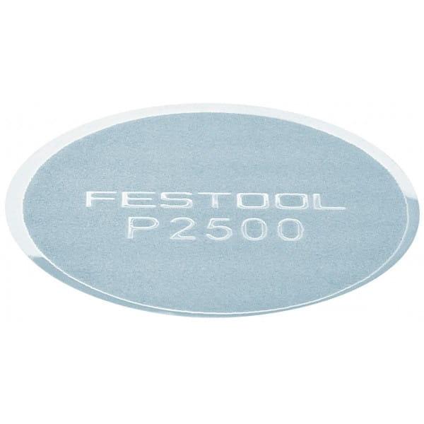 Лепесток шлифовальный FESTOOL SK D32-36/0 P2500 GR/500