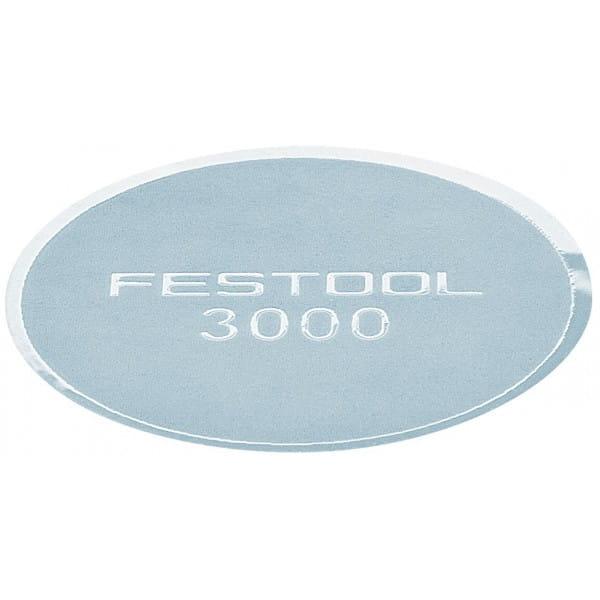 Лепесток шлифовальный FESTOOL SK D32-36/0 P3000 GR/500