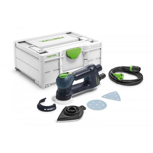 Машинка шлифовальная эксцентриковая электрическая ROTEX FESTOOL RO 90 DX FEQ-Plus