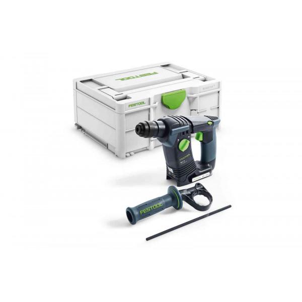 Перфоратор аккумуляторный FESTOOL BHC 18-Basic