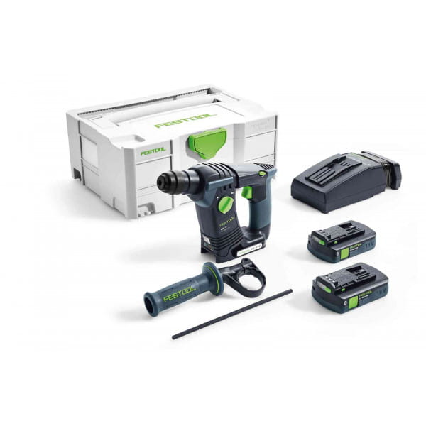 Перфоратор аккумуляторный FESTOOL BHC 18 Li 3,1-Compact