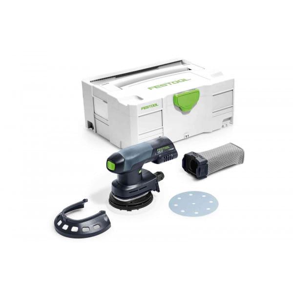 Машинка шлифовальная эксцентриковая аккумуляторная FESTOOL ETSC 125 Li-Basic