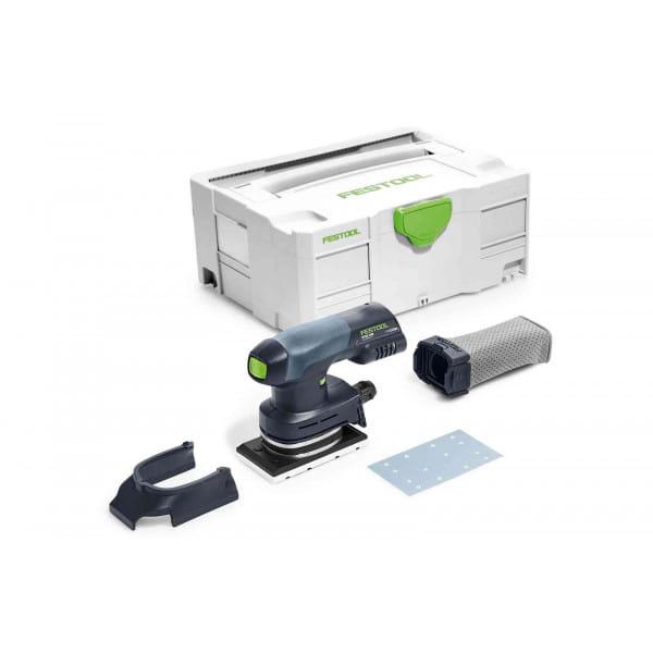 Машинка плоскошлифовальная аккумуляторная FESTOOL Rutscher RTSC 400 Li-Basic
