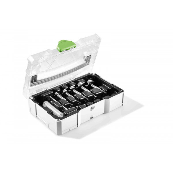 Набор свёрл системы FESTOOL FB D 15-35 CE-Set