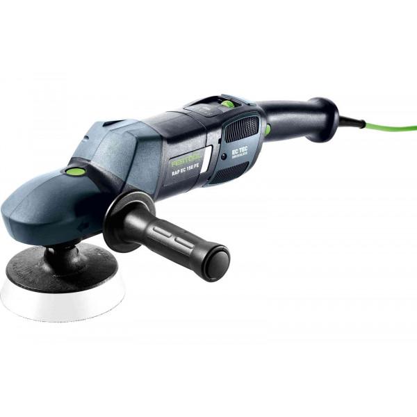 Машинка полировальная ротационная  FESTOOL SHINEX RAP EC 150 FE