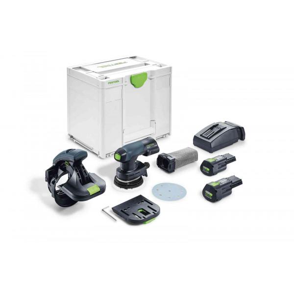 Машинка для шлифовки кромок аккумуляторная FESTOOL ES-ETSC 125 3,1 I-Plus