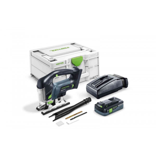 Лобзик маятниковый аккумуляторный CARVEX FESTOOL PSBC 420 HPC 4,0 EBI-Plus