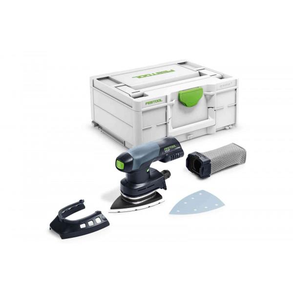 Машинка шлифовальная дельтавидная аккумуляторная FESTOOL DTSC 400-Basic