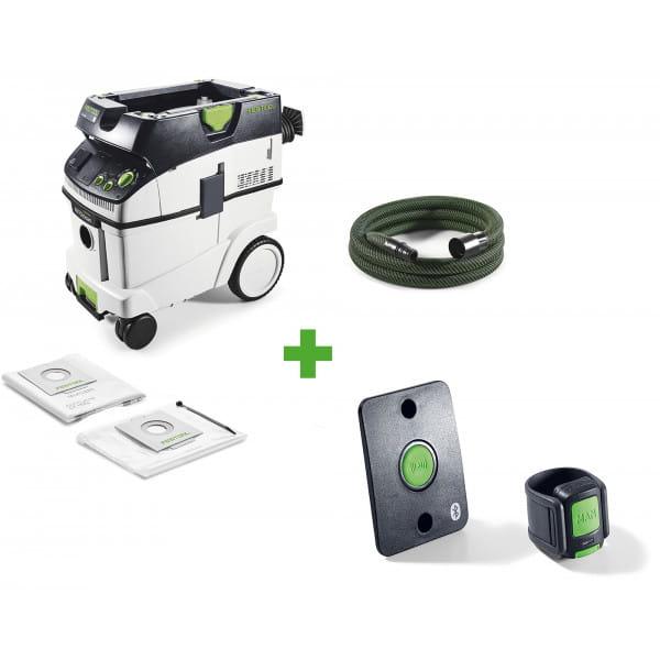 Пылеудаляющий аппарат CLEANTEC FESTOOL CTL 36 E AC + комплект дистанционного управления CT-F I/M-Set в подарок!