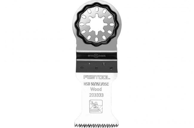 Полотно пильное по древесине FESTOOL HSB 50/35/J/OSC/5