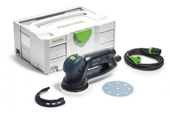 Машинка шлифовальная эксцентриковая электрическая ROTEX FESTOOL RO 125 FEQ-Plus