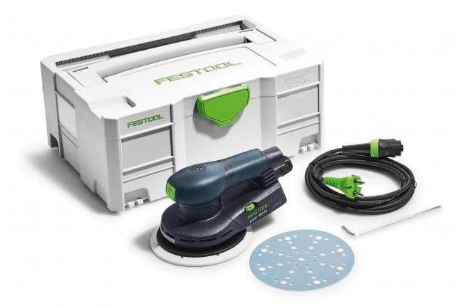 Машинка шлифовальная эксцентриковая электрическая FESTOOL ETS EC 150/5 EQ-Plus