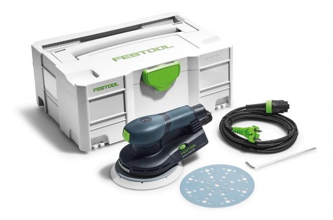 Машинка шлифовальная эксцентриковая электрическая FESTOOL ETS EC 150/3 EQ-Plus
