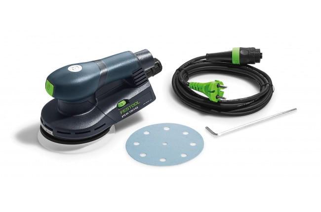 Машинка шлифовальная эксцентриковая электрическая FESTOOL ETS EC 125/3 EQ