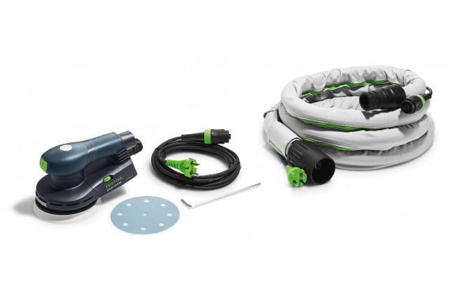 Машинка шлифовальная эксцентриковая электрическая FESTOOL ETS EC 125/3 EQ-GQ