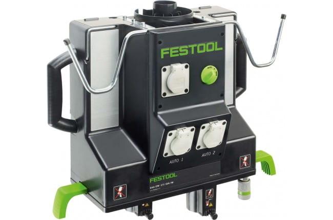 Блок энергообеспечения / пылеудаления FESTOOL EAA EW/DW CT/SRM/M-EU