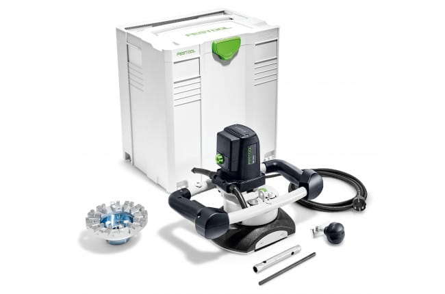 Фрезер зачистной RENOFIX FESTOOL RG 150 E-Set DIA HD