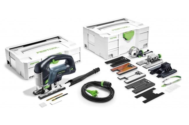 Лобзик маятниковый электрический CARVEX FESTOOL PSB 420 EBQ-Set