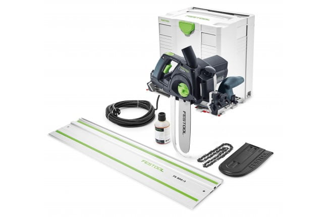Пила цепная UNIVERS FESTOOL SSU 200 EB-Plus-FS