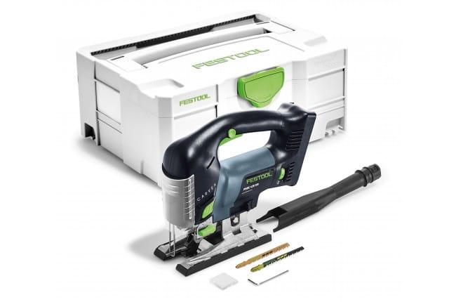 Лобзик маятниковый аккумуляторный CARVEX FESTOOL PSBC 420 Li EB-Basic