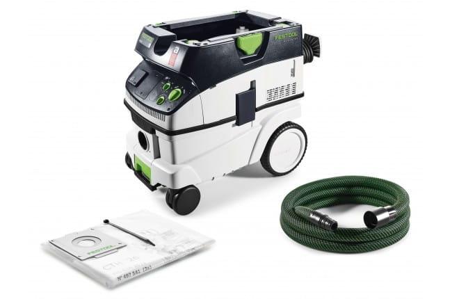 Пылеудаляющий аппарат специальный CLEANTEC FESTOOL CTH 26 E / a