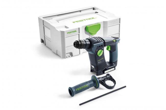 Перфоратор аккумуляторный FESTOOL BHC 18 Li-Basic
