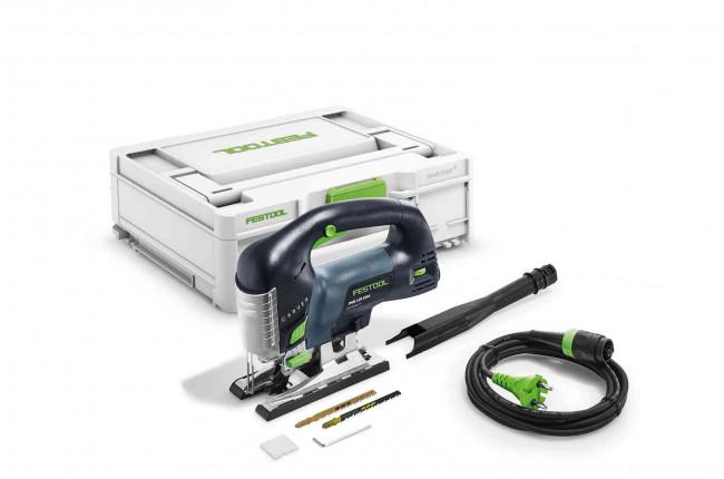 Лобзик маятниковый электрический CARVEX FESTOOL PSB 420 EBQ-Plus