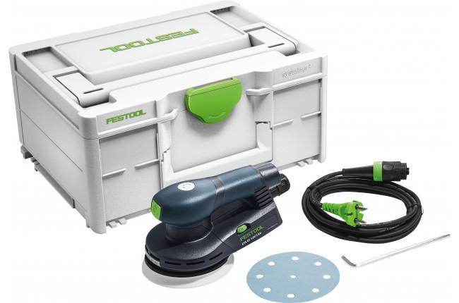 Машинка шлифовальная эксцентриковая электрическая FESTOOL ETS EC 125/3 EQ-Plus